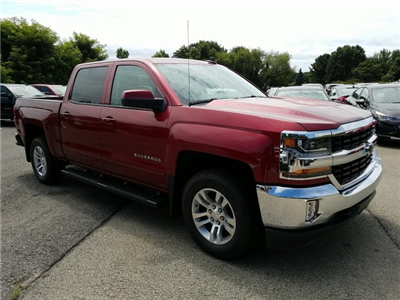 2018 Silverado 1500 Crew Cab 4x4,  Pickup #JG416367 - photo 3