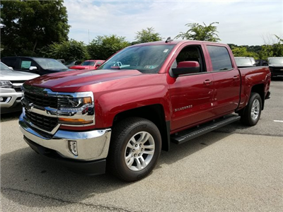 2018 Silverado 1500 Crew Cab 4x4,  Pickup #JG416367 - photo 1