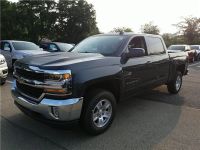 2018 Silverado 1500 Crew Cab 4x4,  Pickup #JG456210 - photo 1