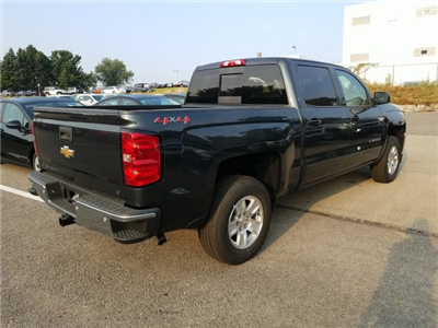 2018 Silverado 1500 Crew Cab 4x4,  Pickup #JG456210 - photo 7