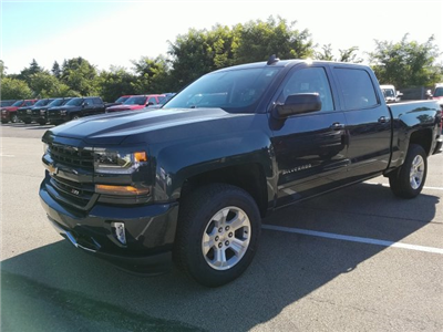 2018 Silverado 1500 Crew Cab 4x4,  Pickup #JG458827 - photo 1