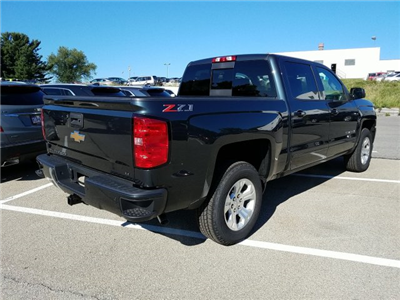 2018 Silverado 1500 Crew Cab 4x4,  Pickup #JG458827 - photo 7