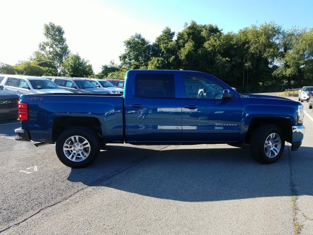 2018 Silverado 1500 Crew Cab 4x4,  Pickup #JG463266 - photo 8