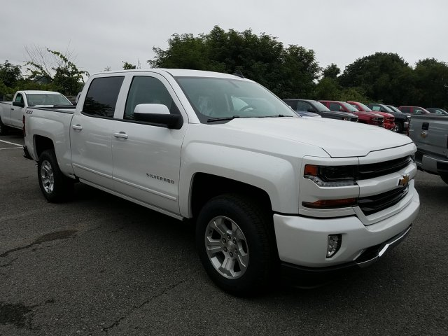 2018 Silverado 1500 Crew Cab 4x4,  Pickup #JG478214 - photo 3