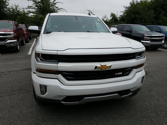 2018 Silverado 1500 Crew Cab 4x4,  Pickup #JG478214 - photo 4