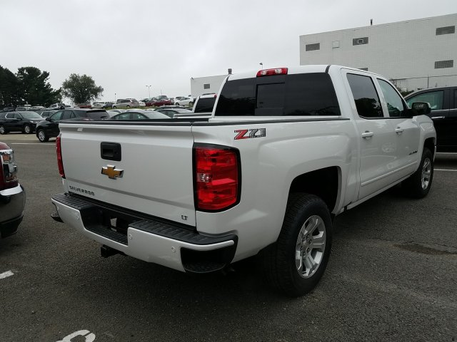 2018 Silverado 1500 Crew Cab 4x4,  Pickup #JG478214 - photo 8