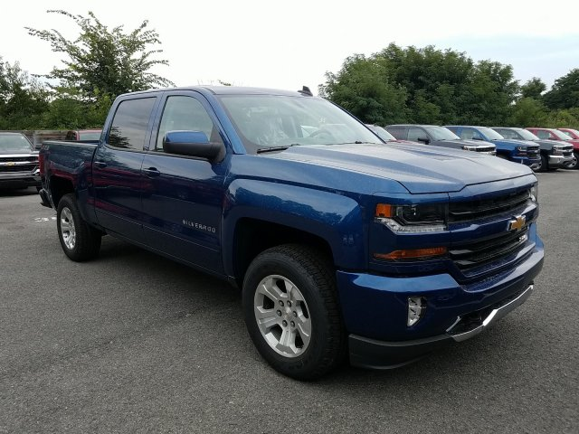 2018 Silverado 1500 Crew Cab 4x4,  Pickup #JG482569 - photo 3