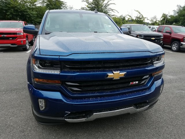 2018 Silverado 1500 Crew Cab 4x4,  Pickup #JG482569 - photo 4