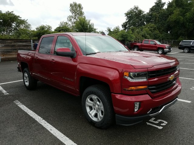 2018 Silverado 1500 Crew Cab 4x4,  Pickup #JG484703 - photo 3