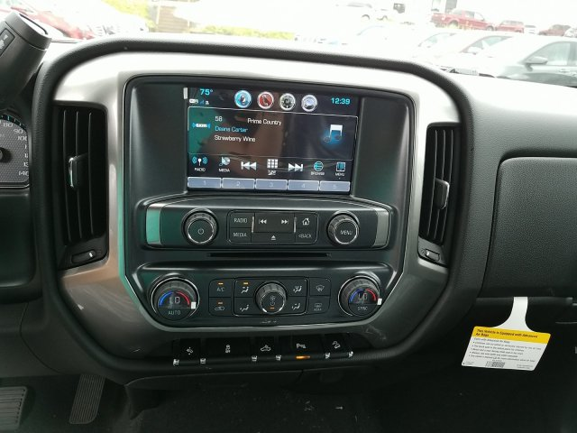2018 Silverado 1500 Crew Cab 4x4,  Pickup #JG484703 - photo 15
