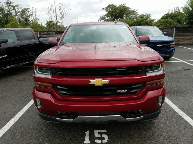 2018 Silverado 1500 Crew Cab 4x4,  Pickup #JG484703 - photo 4