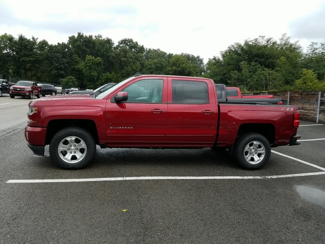2018 Silverado 1500 Crew Cab 4x4,  Pickup #JG484703 - photo 5