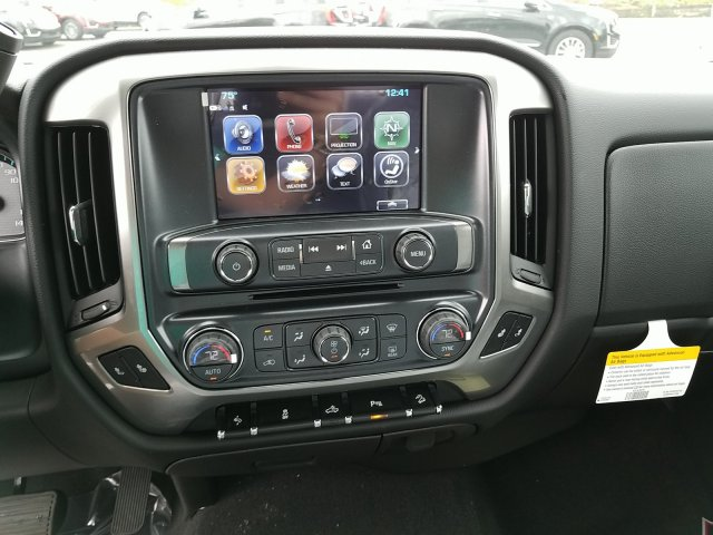2018 Silverado 1500 Crew Cab 4x4,  Pickup #JG485073 - photo 17