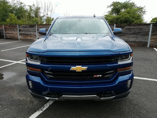 2018 Silverado 1500 Crew Cab 4x4,  Pickup #JG485073 - photo 4