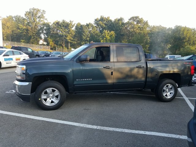2018 Silverado 1500 Crew Cab 4x4,  Pickup #JG541324 - photo 5