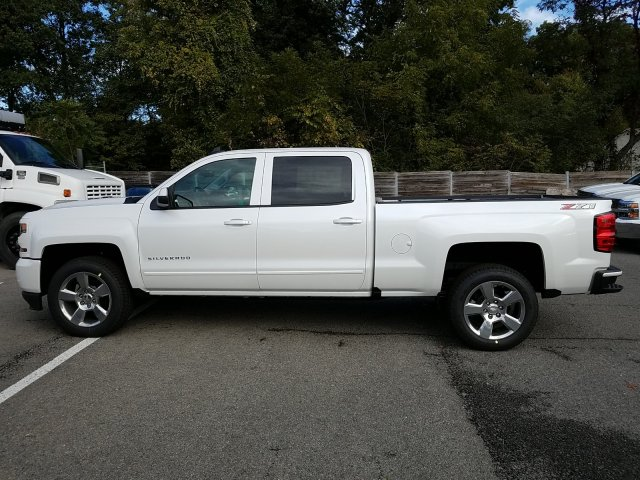 2018 Silverado 1500 Crew Cab 4x4,  Pickup #JG548160 - photo 5