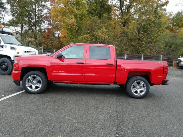 2018 Silverado 1500 Crew Cab 4x4,  Pickup #JG569632 - photo 5