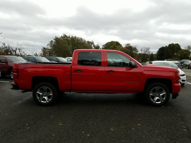 2018 Silverado 1500 Crew Cab 4x4,  Pickup #JG569632 - photo 8