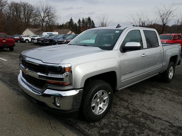 2018 Silverado 1500 Crew Cab 4x4,  Pickup #JG600952 - photo 1