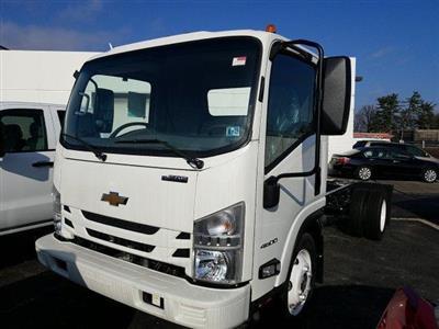 2018 LCF 4500 Regular Cab 4x2,  Morgan Gold Star Dry Freight #JS802207 - photo 1