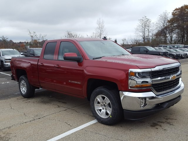 2018 Silverado 1500 Extended Cab 4x4 Pickup #JZ176801 - photo 3