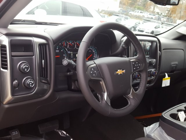 2018 Silverado 1500 Extended Cab 4x4 Pickup #JZ176801 - photo 14