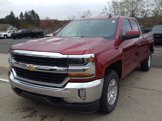 2018 Silverado 1500 Extended Cab 4x4 Pickup #JZ176801 - photo 1