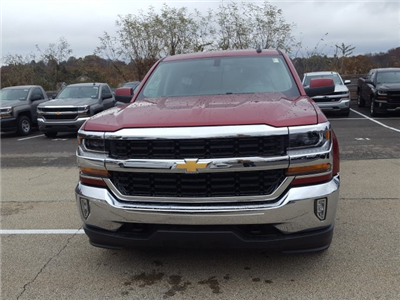 2018 Silverado 1500 Extended Cab 4x4 Pickup #JZ176801 - photo 4