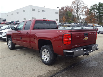 2018 Silverado 1500 Extended Cab 4x4 Pickup #JZ176801 - photo 2