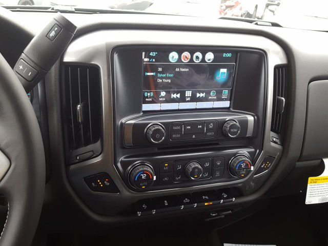 2018 Silverado 1500 Double Cab 4x4, Pickup #JZ179598 - photo 17