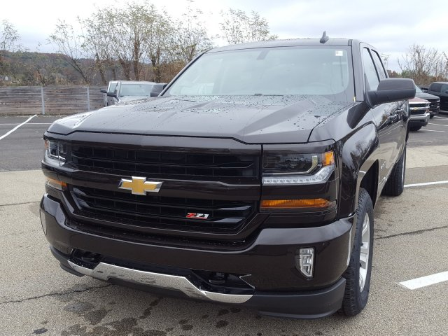 2018 Silverado 1500 Double Cab 4x4, Pickup #JZ179598 - photo 1