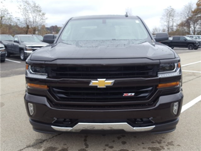 2018 Silverado 1500 Double Cab 4x4, Pickup #JZ179598 - photo 4