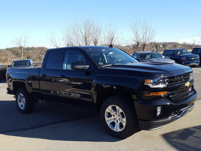 2018 Silverado 1500 Extended Cab 4x4 Pickup #JZ187565 - photo 3