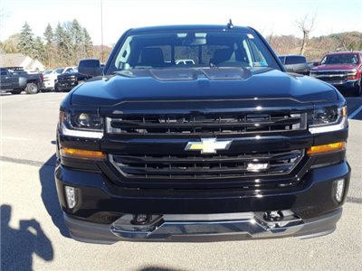 2018 Silverado 1500 Extended Cab 4x4 Pickup #JZ187565 - photo 4
