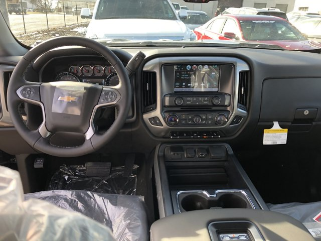 2018 Silverado 1500 Double Cab 4x4, Pickup #JZ224096 - photo 13