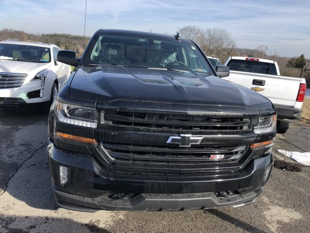 2018 Silverado 1500 Double Cab 4x4, Pickup #JZ224096 - photo 4