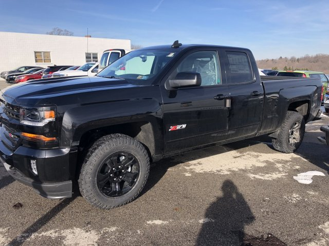 2018 Silverado 1500 Double Cab 4x4, Pickup #JZ224096 - photo 5