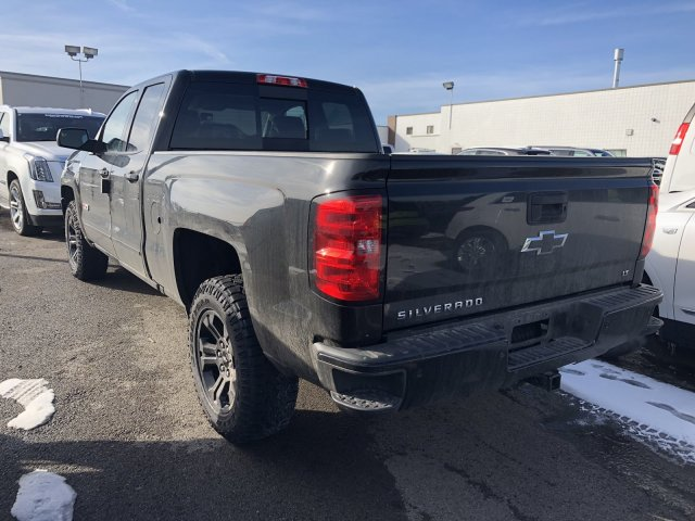2018 Silverado 1500 Double Cab 4x4, Pickup #JZ224096 - photo 2