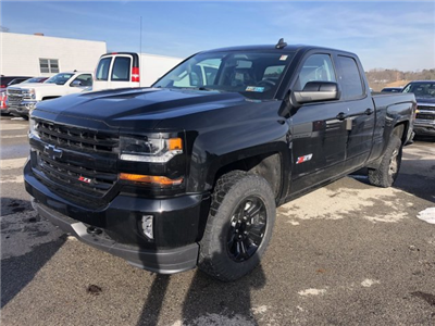 2018 Silverado 1500 Double Cab 4x4, Pickup #JZ224096 - photo 1