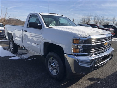 2018 Silverado 2500 Regular Cab 4x4, Pickup #JZ2247736 - photo 3