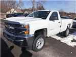 2018 Silverado 2500 Regular Cab 4x4, Pickup #JZ2247736 - photo 1