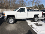 2018 Silverado 2500 Regular Cab 4x4, Pickup #JZ2247736 - photo 5