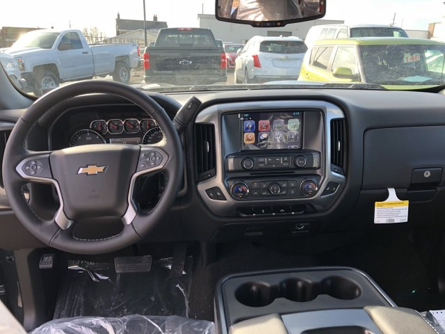 2018 Silverado 1500 Double Cab 4x4, Pickup #JZ233863 - photo 13