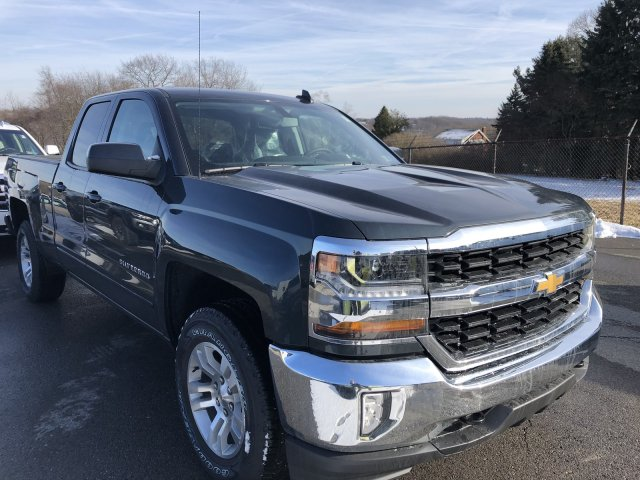 2018 Silverado 1500 Double Cab 4x4, Pickup #JZ233863 - photo 3