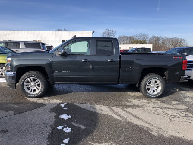 2018 Silverado 1500 Double Cab 4x4, Pickup #JZ233863 - photo 5