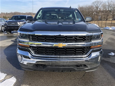 2018 Silverado 1500 Double Cab 4x4, Pickup #JZ233863 - photo 4