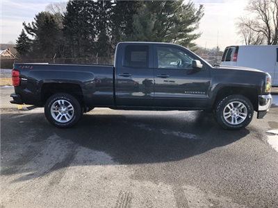 2018 Silverado 1500 Double Cab 4x4, Pickup #JZ233863 - photo 8