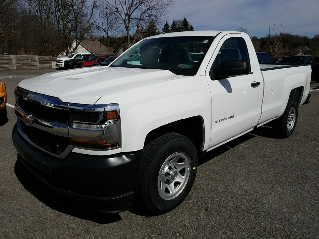 2018 Silverado 1500 Regular Cab 4x2,  Pickup #JZ258428 - photo 1