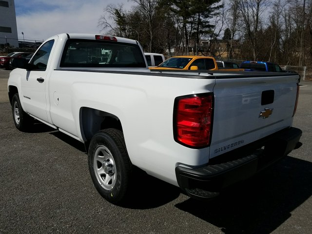 2018 Silverado 1500 Regular Cab 4x2,  Pickup #JZ258428 - photo 2
