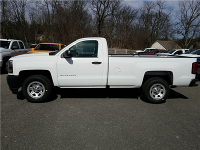 2018 Silverado 1500 Regular Cab 4x2,  Pickup #JZ258428 - photo 5